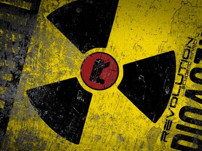 Radioactive Bio Hazard Logo Wallpaper stockwallpapers.blogspot.com  2